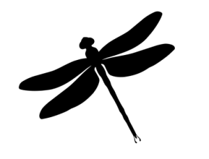 dragonfly-silhouette-rooweb-clipart-380x289